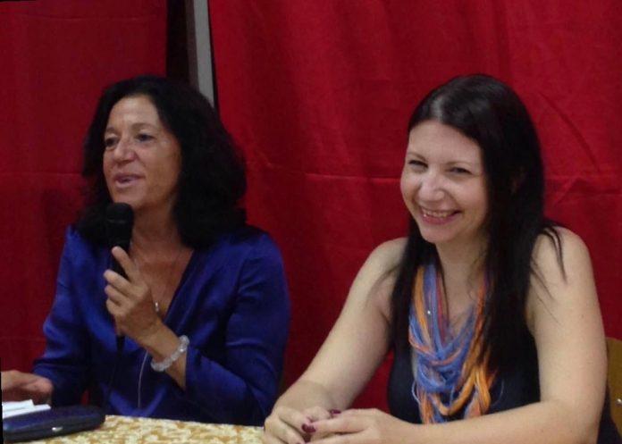 Lucia Guidorizzi e Silvia Favaretto
