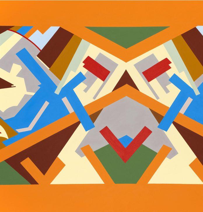 FABRIZIO CAMPANELLA, Players, cm 120 x 150, acrilico su tela, 2013