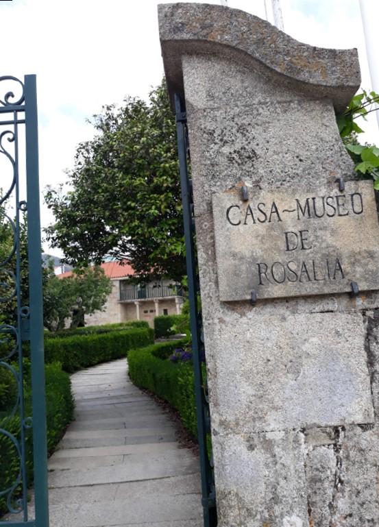 Casa museo di Rosalia De Castro