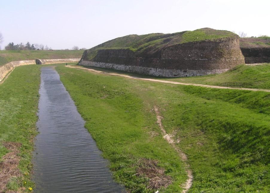 Palmanova, Baluardo e fortificazioni