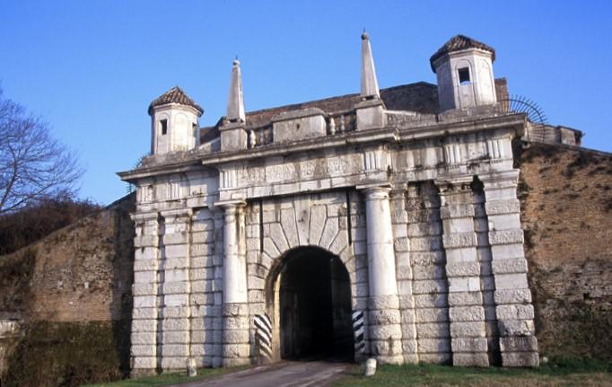 Palmanova, Porta Udine