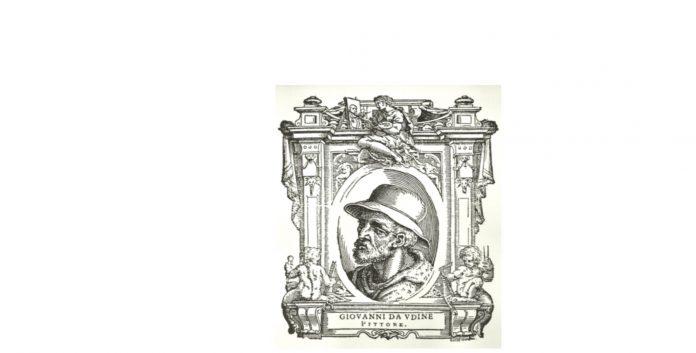 GIORGIO VASARI, Giovanni da Udine (ritrat¬to)