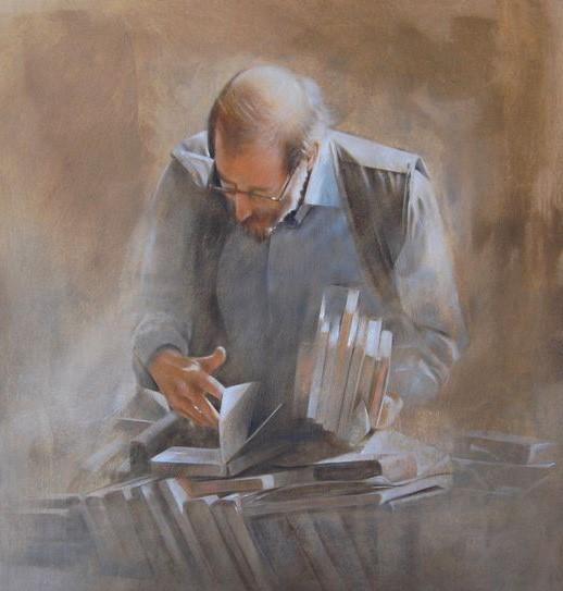 ANTONIO SGARBOSSA, Il collezionista